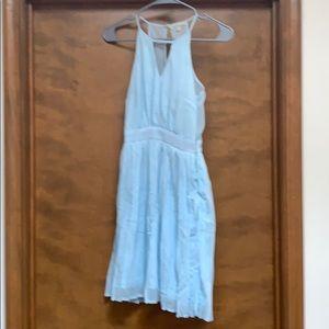 Charlotte Russe pleated dress